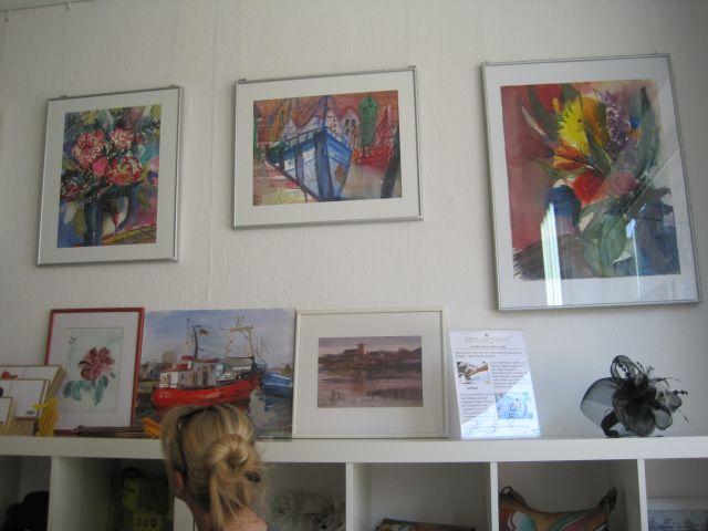 Galerieeinblicke