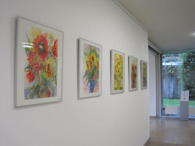 Sonnenblumengalerie
