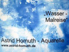 Aquarellkalender 2016