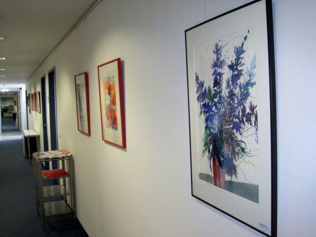 Flur ecos office center 2016