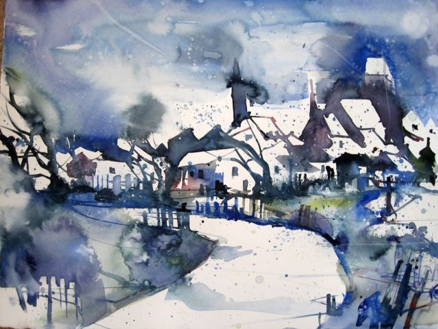 Winter in Perleberg (A.Mattern)